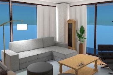 3D rendering design image