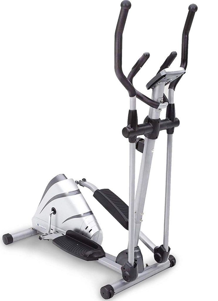 Exerpeutic elliptical