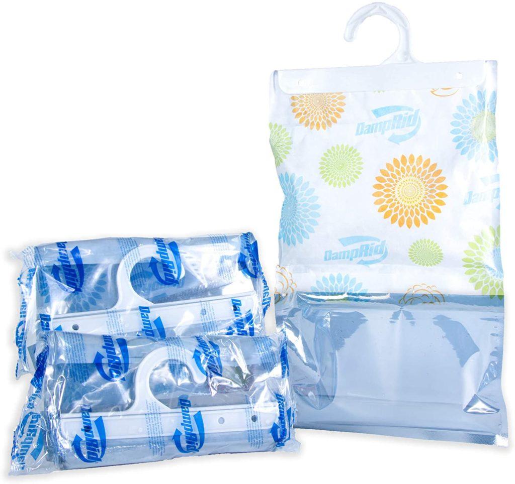 Damprid closet bags