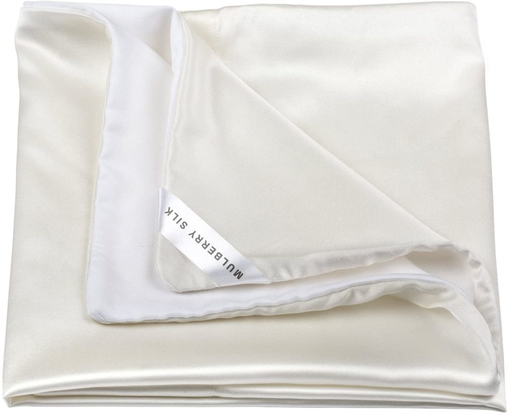 Silk bamboo pillowcase