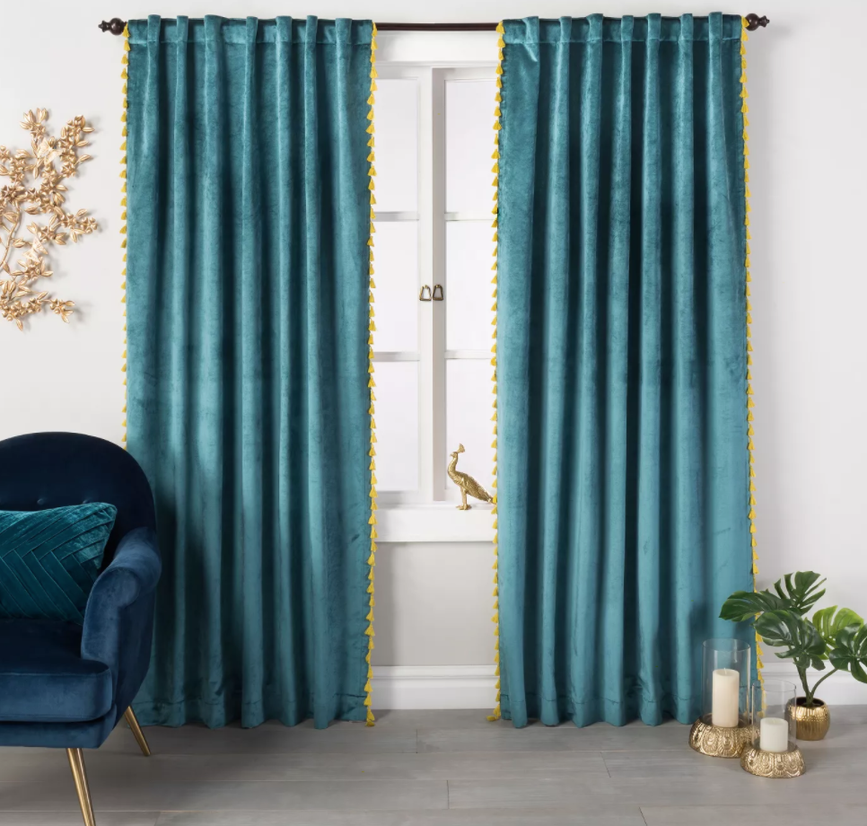 Opalhouse by Target Curtain panels