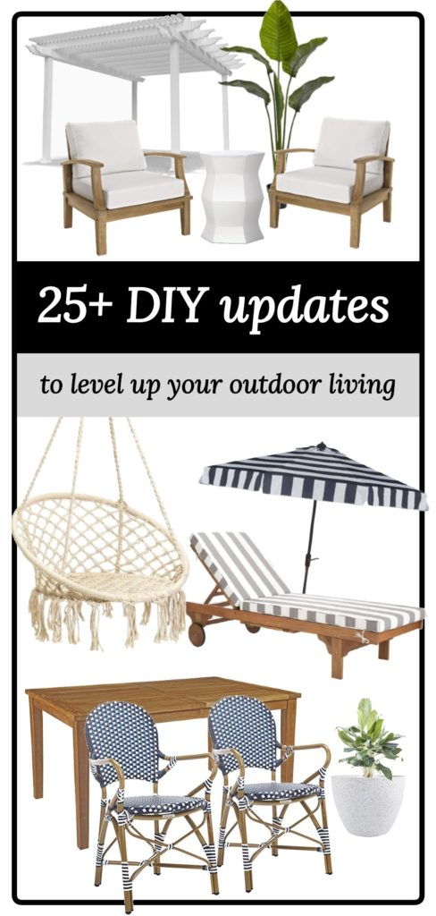 25 Ideas to Step Up Your Outdoor Living Game