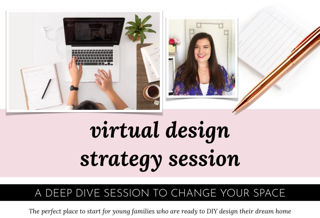 Virtual Design Strategy Session