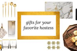Gift Ideas for Your Favorite Hostess