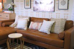 Week 8 – One Room Challenge Living Room Reveal